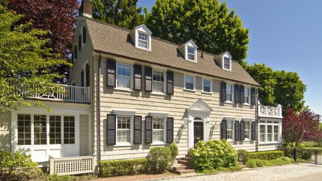 Amityville Horror house up for sale in Long Island, New York