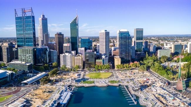 Has Perth hit its rock bottom for property prices?