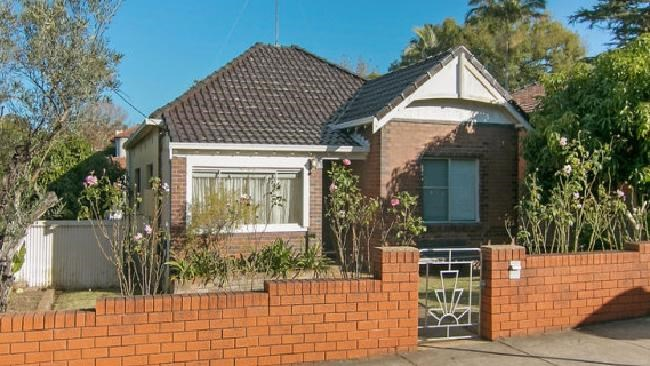 Unrenovated Summer Hill home sells at auction for $1.882 million